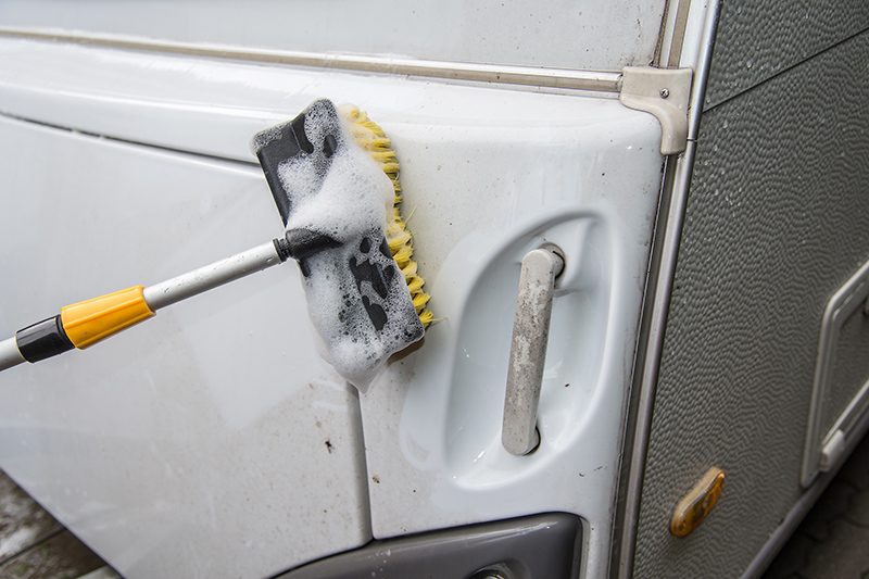 Caravan Cleaning Services in Wakefield West Yorkshire